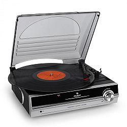 Auna Gramofon beépített hangfalakkal, auna™ TBA-298