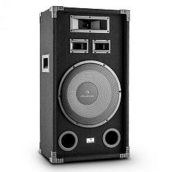 "Auna PA-1200, max. 500 W, fullrange PA hangfal, 12"" basszus hangszóró"