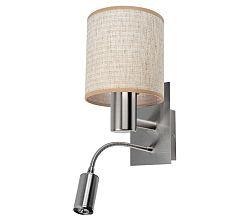 BRILAGI Fali lámpa VENTO 1xE27/60W/230V + LED/2,1W/230V