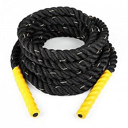 Capital Sports Klarfit Monster Rope, 9 m, 3,8 cm, nylon, kötél, sárga