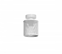 Decoland Csillár NET 1xE27/60W/230V fehér