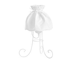 Duolla Asztali lámpa ECO 1xE27/40W/230V 350 mm fehér