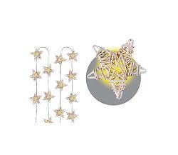 EMOS Karácsonyi díszek STAR IP20 Csillag 3m 16xLED/1W/230V