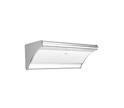 Immax LED Solár fali lámpa érzékelős LED/3,2W/3,2V IP65
