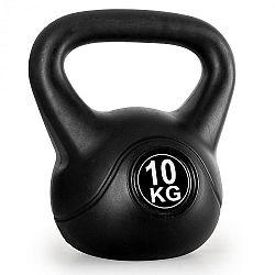 KLARFIT Kettlebell, gömbsúly, kettlebell súlyzó, 10 kg