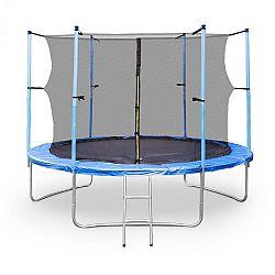 KLARFIT Rocketboy XXL, 305 cm trambulin, biztonsági háló