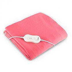 Klarstein Winter Dreams, melegítő takaró, 60 W, 150 x 80 cm, rózsaszín, mosógépben mosható
