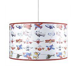 Lampdar Gyermek csillár Repülők 1xE27/60W/230V