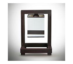 Light4home Asztali lámpa GRANADA 1xE27/60W/230V sötét