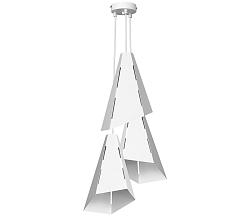Luminex Függeszték ALPIN 3xE27/60W fehér