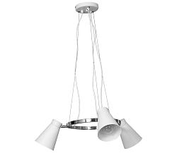 Luminex Mennyezeti lámpa BEVAN 5 5xE27/60W fehér