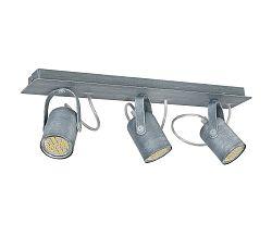 Luminex Spotlámpa MARK 3 3xGU10/40W beton