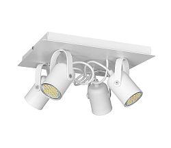 Luminex Spotlámpa MARK 4 4xGU10/40W fehér