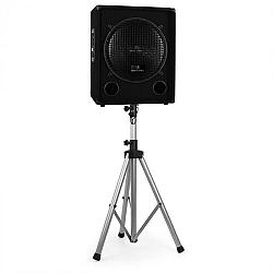 Malone Hangfal állvány PA hangsugárzókhoz, 25 kg teherbírással