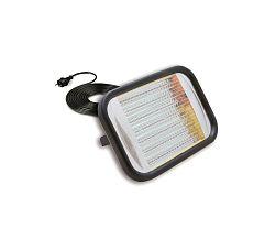 Panlux LED Reflektor FORTUNA 1x127LED/10W/230V IP44