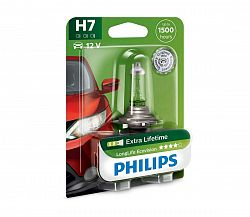 Philips Auto izzó Philips ECOVISION 12972LLECOB1 H7 PX26d/55W/12V