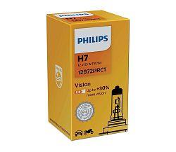 Philips Autó izzó Philips VISION 12972PRC1 H7 PX26d/55W/12V