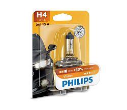 Philips Autóizzó Philips VISION 12342PRB1 H4 P43t