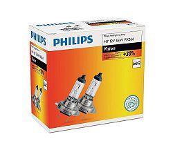Philips Készlet 2 x autó izzó Philips VISION 12972PRC2 H7 PX26d/55W/12V