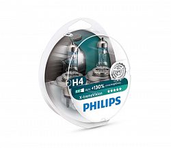 Philips Készlet 2x Autó izzó Philips X