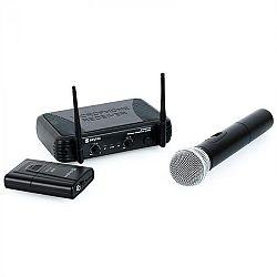 Skytec STWM712C vezeték nélküli mikrofon készlet, 2 csatorna