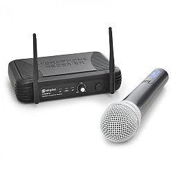 UHF rádió mikrofon szett Skytec STWM721, 1csatornás, 1mic