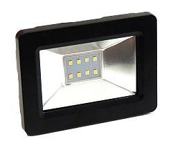 Wojnarowscy LED Reflektor NOCTIS 2 SMD LED/10W/230V IP65 630lm fekete