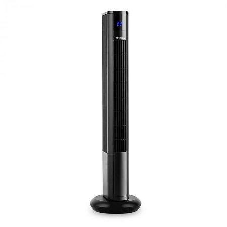 Klarstein Skyscraper 3G oszlop ventilátor, érintésvezérelt, távirányító, fekete