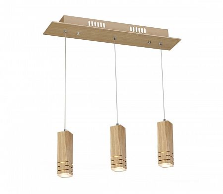 Milagro LED Csillár zsinóron BERGEN 2xLED/5W/230