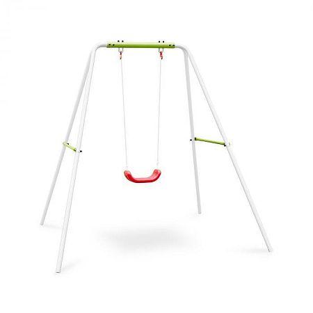 OneConcept Miri, zöld, gyerekhinta acél konstrukcióval, kerti használatra