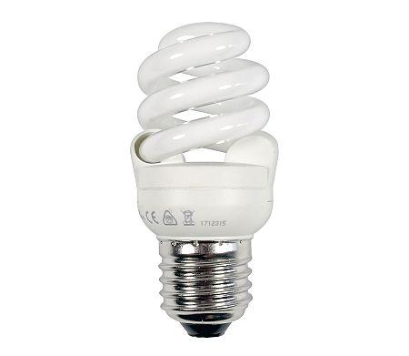 TCP Energiatakarékos izzó E27/9W/230V